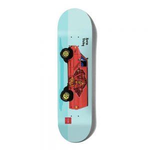 """Chocolate Skateboard Deck Raven Tershy Vanners 8.5"""""""
