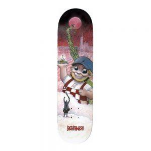 Deathwish Skateboard Deck Jamie Foy Fee-Fi-Fo Foy 8