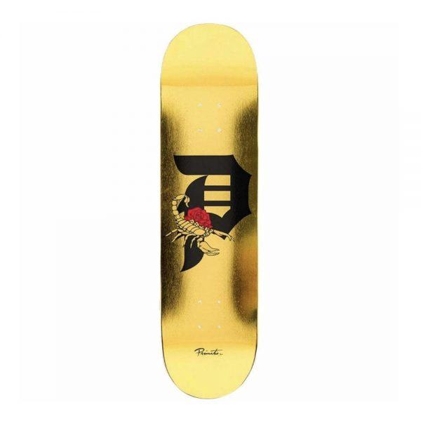 Primitive Skateboard Deck Dirty P Scorpion 8.5