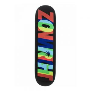 Real Skateboard Deck Eclipsing Zion 8.25