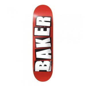 SPRAYISM Baker Skateboard Deck OG Logo White