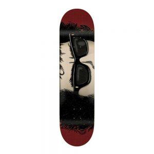 Toy Machine Skateboard Deck Dylan Leo Romero 8.25