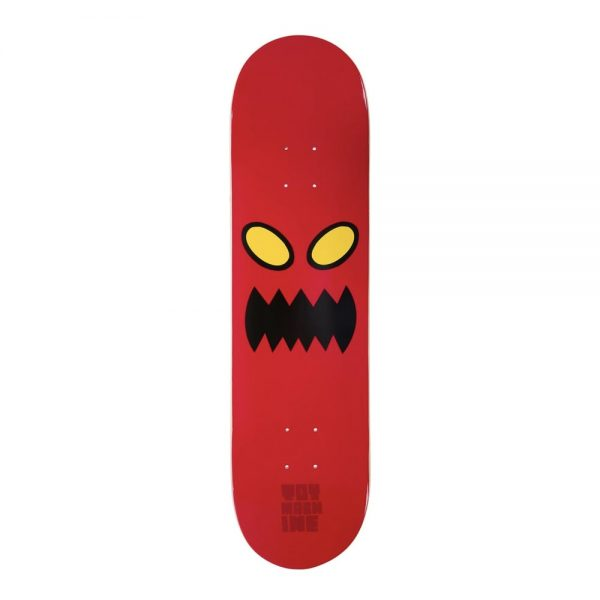 Toy Machine Skateboard Deck Monster Face 8