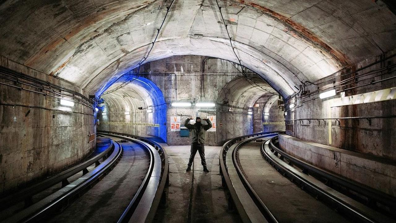 WATCH Aper International Train Graffiti Video Still Nothing Special