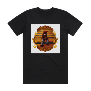 Kanye West The College Dropout TShirt Black