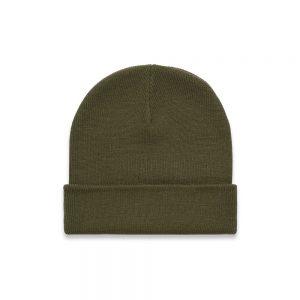 AS Colour Cuff Beanie - Army