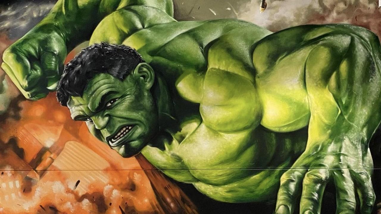 Sofles Youtube Video Spray Painting Marvel Characters Hulk Iron Man