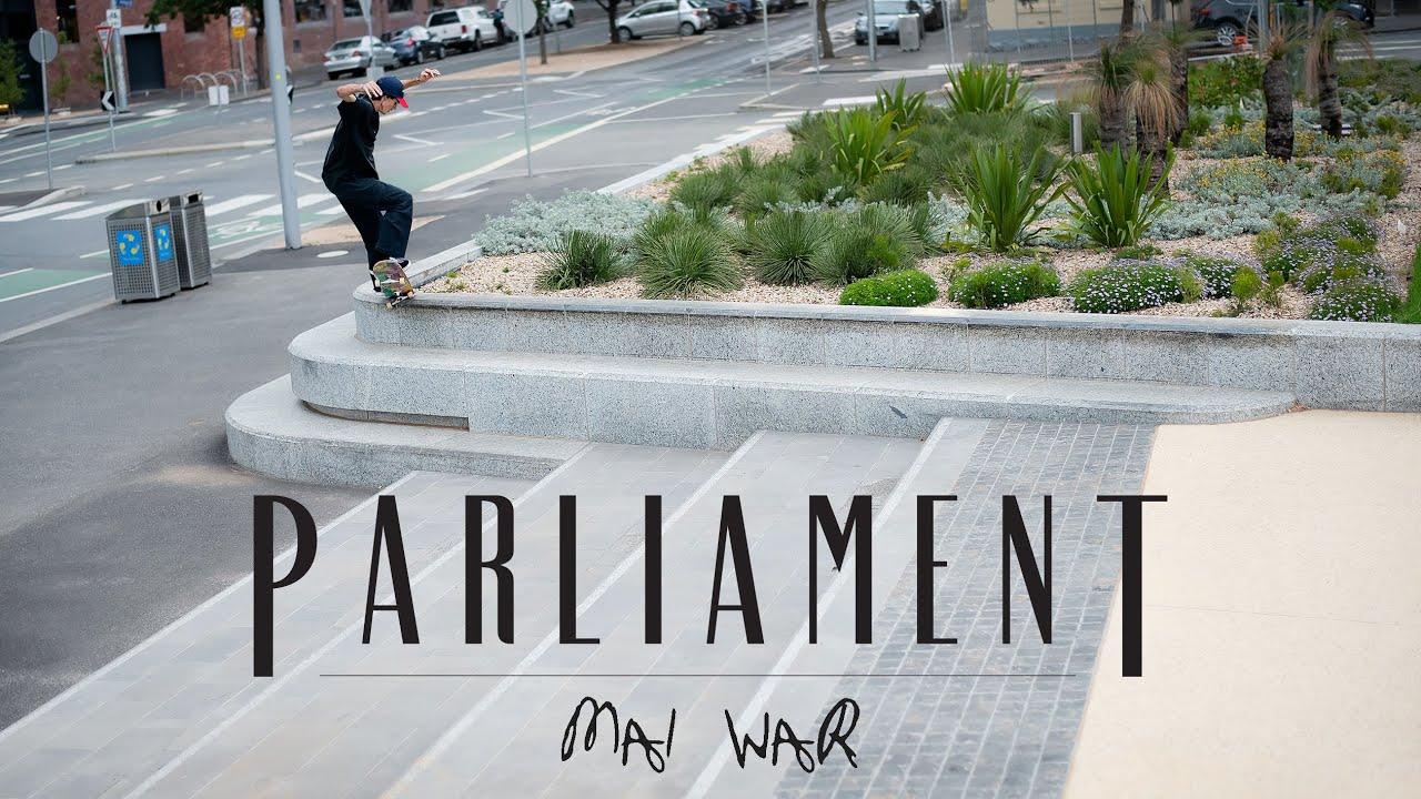 Thrasher Magazine Parliament Skate Store Brisbane Mai War Video