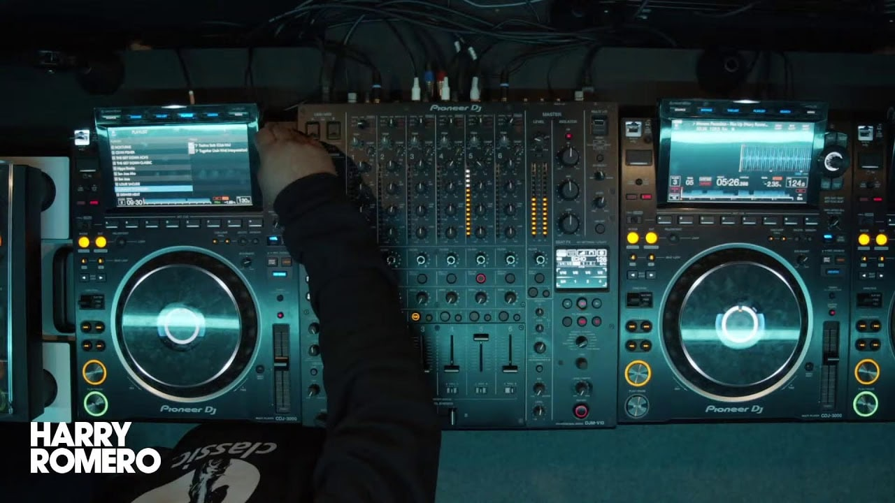 SPRAYISM Harry Romero live from Defected HQ